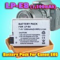 LP-E8 Battery For Canon EOS 550D, 600D, 650D, 700D  Others