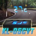 KL-05CVT CAR CLOCK/VOLTAGE  THERMOMETER HUD