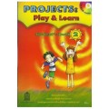 Projects:Play  Learn Student\'s Book 2 ชั้น ป.2