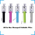 All In One Monopod Foldable Wire