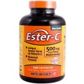 อีสเตอร์ซี Ester C 500 mg with Citrus Bioflavonoids (Vitamin world 16962) 240 Capsuels (พร้อมส่ง)