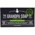 สบู่ GRANDPA\'S Wonder Pine Tar Soap Lather white 3.25 OZ. 92g. (พร้อมส่ง)