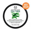 พร้อมส่ง The Body Shop : Tea Tree - Skin Clearing Clay Mask