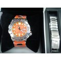 SEIKO orange monster skx781K1 (special set)