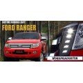 ไฟ Daytime Running Light: DRL Ford All New Ranger FITT