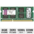 Ram Notebook Kingston KVR16S11 8GB Bus 1600