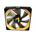 FAN CASE ALSEYE 120 MM GOLD (ASCF-12025Si) - 1310525204