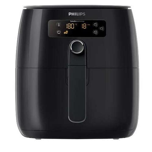 หม้อทอดไร้น้ำมัน AirFryer Philips ลดไขมัน 80 HD9641