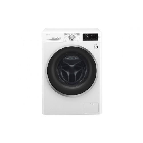 เครื่องซักผ้า LG 7kg   6 Motion Direct Drive WD1207NCW