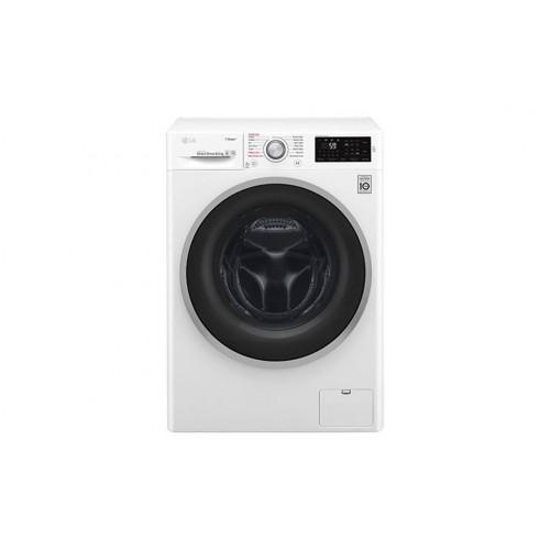 เครื่องซักผ้า LG ซัก 8 อบ 5 กก. 6 Motion Direct Drive FC1408D4W