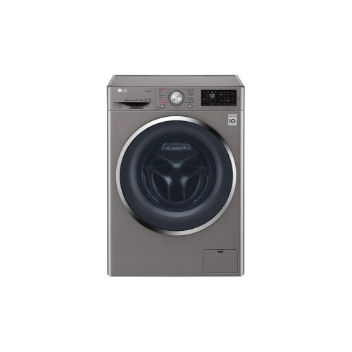 เครื่องซักผ้าฝาหน้า LG FC1409D4Eระบบ 6 Motion Direct Drive ความจุซัก 9 อบ 5 กก.