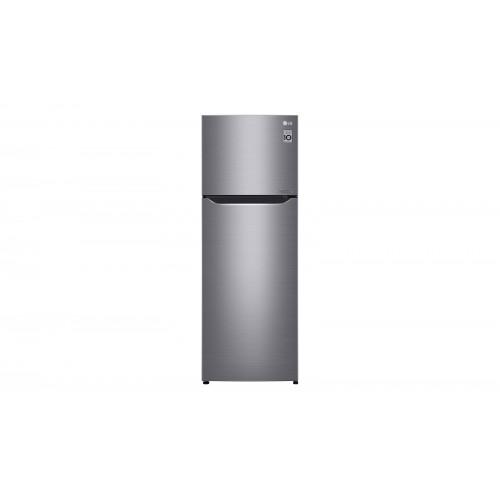 ตู้เย็น LG GN-C372SLCN 2 ประตู ขนาด 11 คิว แถม หุ่นคลีนไมโครเวฟ และ ถาดทำนำ้แข็ง 96 ก้อน