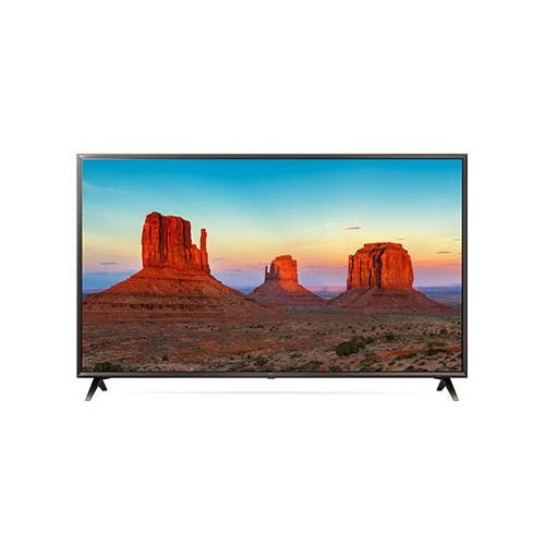 43 LG UHD TV 4K Smart DTV  43UK6320PTE ThinQ AI แถมฟรีขาแขวน