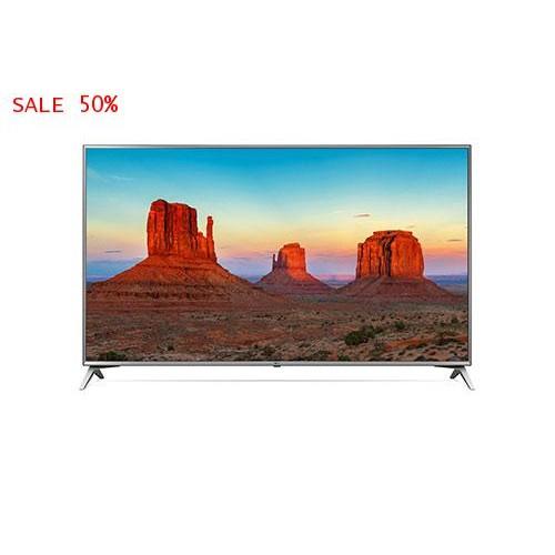 75 LG UHD TV 4K รุ่น 75UK6500PTB Ultra HD Smart TV