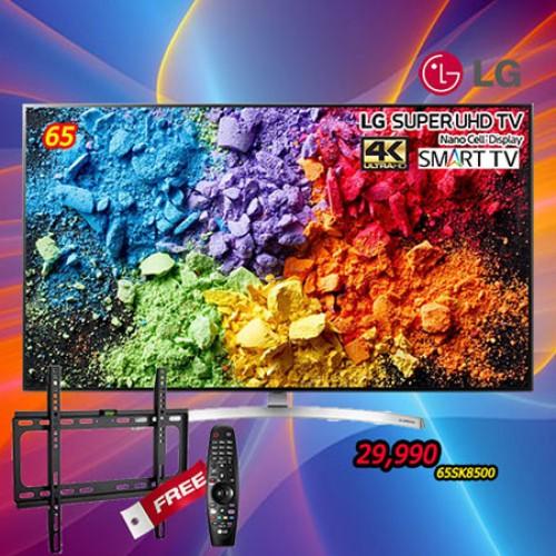 65 LG SUPER UHD TV 4K Smart TV รุ่น 65SK8500PTA  65SK8500