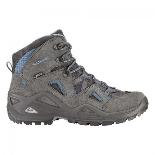 ��������������������� LOWA mens Zephyr GTX Mid Hiking Boot AnthraciteGray
