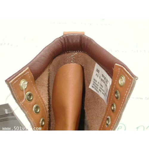 New Roebucks Spice tan boot ������������ made in China ������ 2000 size 8 .5