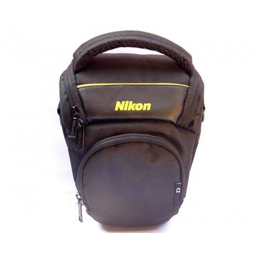 กระเป๋ากล้อง DSLR ทรงสามเหลี่ยม Size-S for type DSLR NIKON
