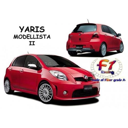ชุดแต่งรอบคัน Yaris 06 Modellista