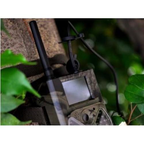 กล้องวีดิโอดักถ่ายภาพล่าสัตว์ป่ารุ่นSolar-Shot  Game Hunting Camera MMS EMail
