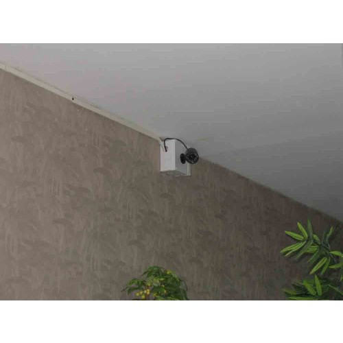 ช่าง ผึ้ง ติดตั้ง กล้องวงจรปิด Topviews+ Panna Residence เชียงใหม่
