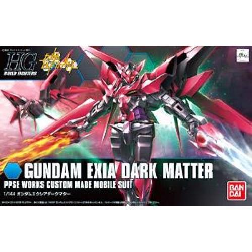 Gundam Exia Dark Matter HGBF 1144 [Bandai] ของเล่นเด็กผู้ชาย กันดั้ม Gundam กันพลา ยอดอิต bandai