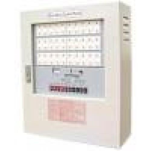 ตู้ควบคุมแจ้งเตือนเพลิงไหม้ 50 Zone รุ่น CM-P1-50L ยี่ห้อ CM (Taiwan)
