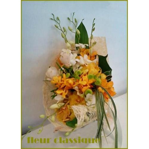 ช่อดอกกล้วยไม้ (orchid bouquet)