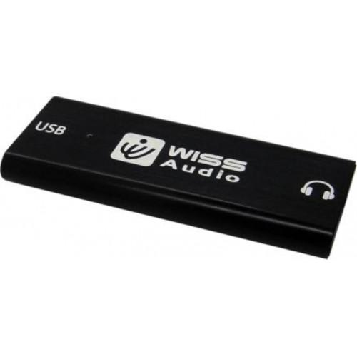 USB DAC WISS Audio Model HA-M300