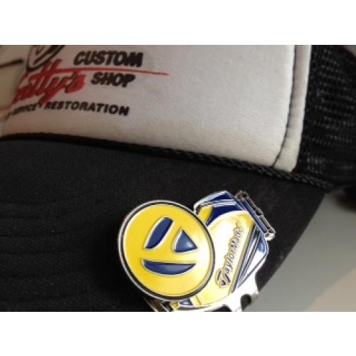 Titleist Golf Shape คลิปเหล็ก ติดหมวกนักกลอ์ฟทั้งหลาย ดูดีสร้างความเชื่อมั่นให้ตัวเองในสนามกลอ์ฟ