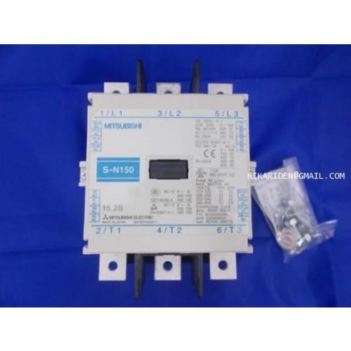S-N150 MITSUBISHI AC200V 2A2B  ราคา 5,329.80 บาท