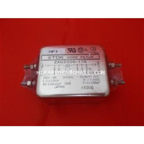 ZAG2206-11S  TDK  ราคา 1,200 บาท