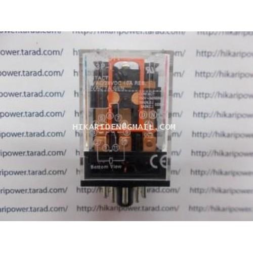 MK3P-I  24VDC OMRON  ������������ 200 ���������