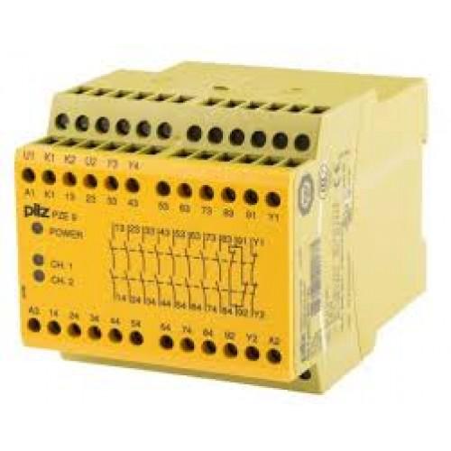 A00187 PILZ PZE 9 24VDC 8no 1nc