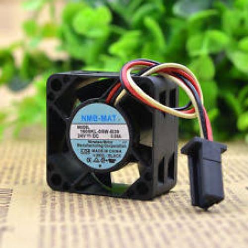 A03669 NMB7 1608KL-05W-B59 24VDC 0.11A