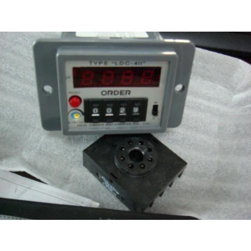 A001192 ORDER LDC-511-6