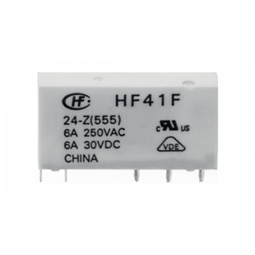 A03380 HF HF41F 24-ZS 6A 250VAC