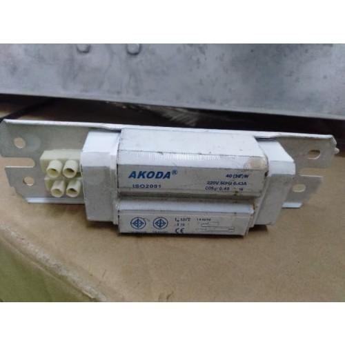 A03242 AKODA BALLAST 40W 220V 0.43A