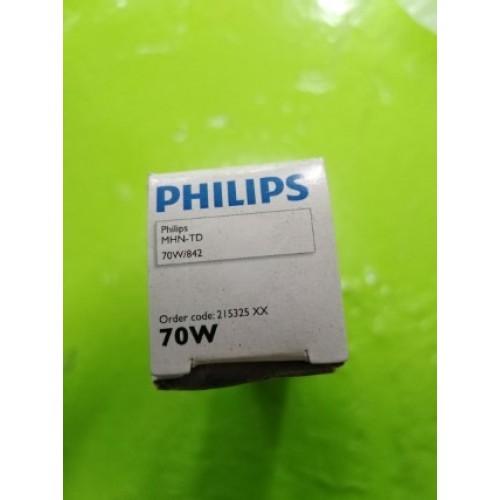 PHILIPS MHN-TD 70W842 ราคา 350 บาท
