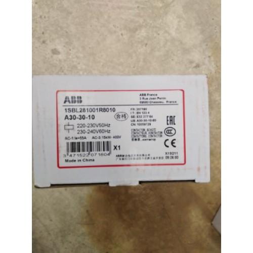ABB A30-30-10 220V ราคา 850 บาท