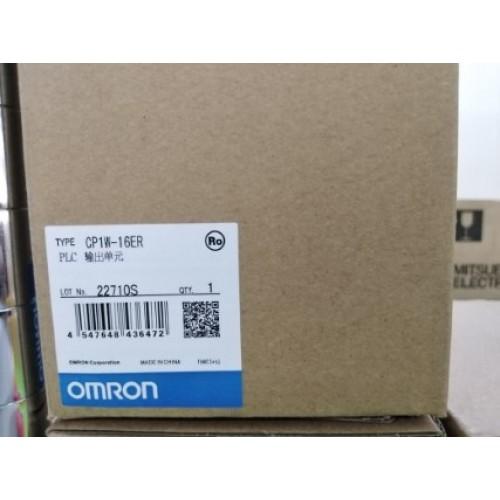 OMRON CP1W-16ER ราคา 2350 บาท