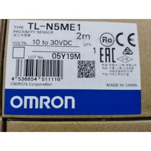 OMRON TL-N5ME1 ราคา 1408 บาท
