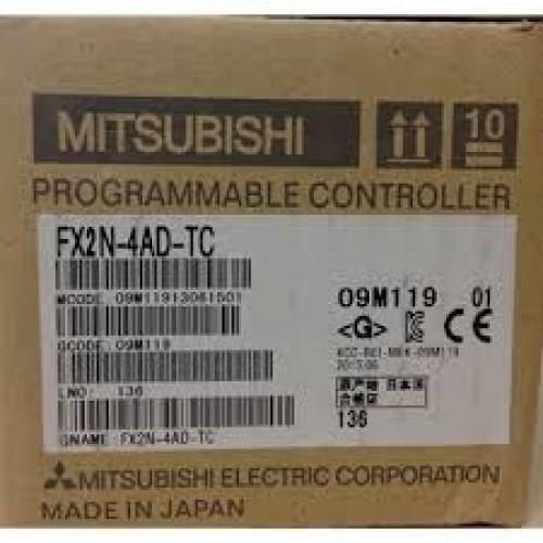 MITSUBISHI FX2N-4AD-TC ราคา 7900 บาท