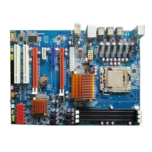 Mainboard intel X58 Socket 1366 + CPU Xeon L5520 Professional Gamer