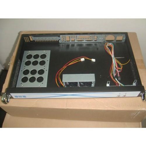 ITX Chassis 1U chassis  firewall  gateway mac mini mac pro short 1U chassis