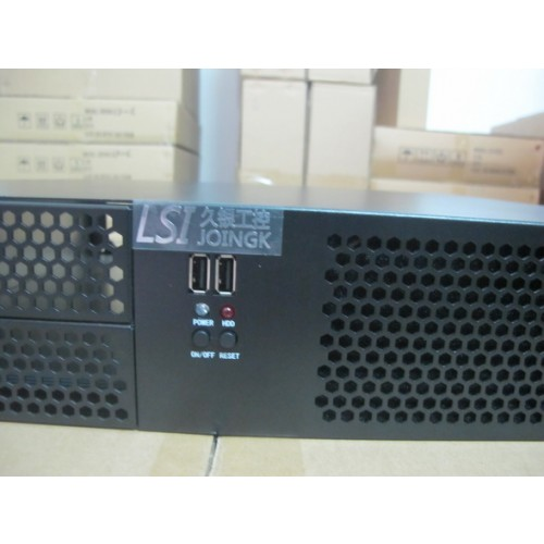 Postage 390 short chassis 2U chassis 2U industrial Server firewall chassis chassis mounted