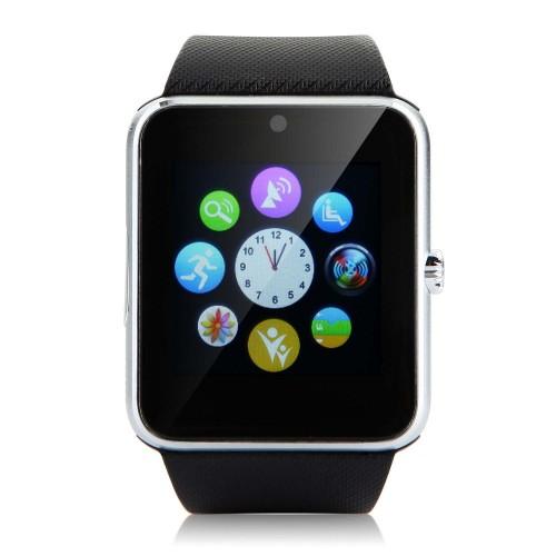 นาฬิกา VOYO Vwatch-two Bluetooth Watch Phone 1.54 Inch MTK6260A NFC Camera FM Black