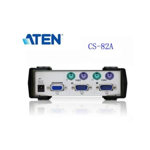 ATEN KVM Switch CS82A 2-port PS2 Desktop