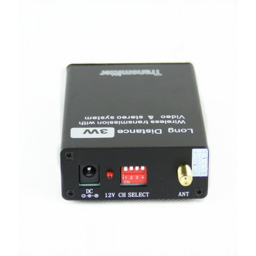 Elevator dedicated wireless video transmission wireless monitoring transceiver high-power wireless