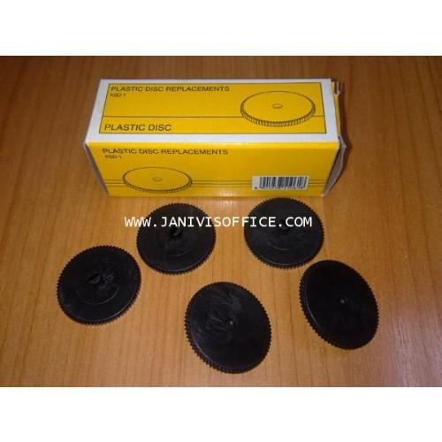 พลาสติกรองเข็มเจาะสำหรับเครื่องเจาะ AROMA 2320(Replacement Disks)